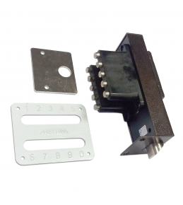Kodinė spyna ZKP-2 (METTEM)